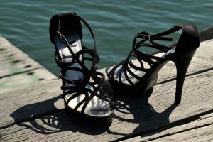 Shoes and shadows by wildplaces