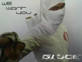 GI Joe - Storm Shadow Cosplay by AlexiaDeath10