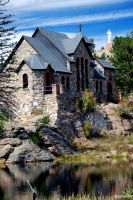 Chapel on the Rock by MellsPics