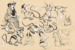 Raichu is Awesome by FablePaint
