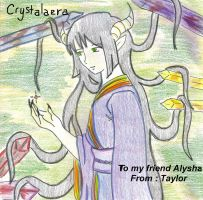 Crystalaera by HARECROW