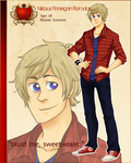 AoHC- Niklaus Romulus by RielCakes