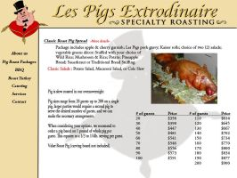 les pigs classic pig page by slothsart