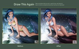 Draw this again Contest.03 by nahp75
