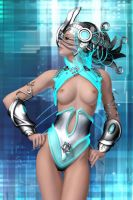 Cyber Dreams by RGUS