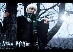 Draco - 'Harry Potter'. by Your-Pain