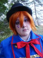 +Cosplay: Drocell Cainz 2+ by xdarksoul07x