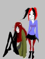 Trixy and .... by FinnishVampire