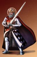 King Arthur Pendragon by InfernalFinn