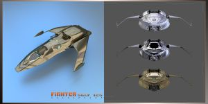 SC Light Fighter by PINARCI