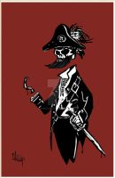 Dead Pirate by Ambair