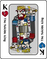 SUICIDE KING version 2 point 0 by shane613