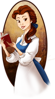 Belle by sycamoreleaf