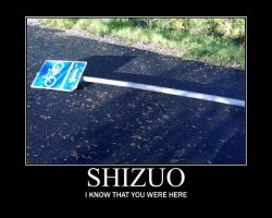 Shizuo was here by M-AXD