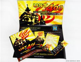 UST @ 400: The Thomasian Legacy Lives On (SET) by joviedayon
