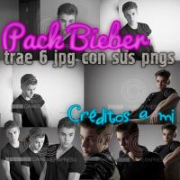 Photopack #3 Bieber by LeahEditiions