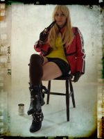 Fem!Kobra Kid Cosplay 6 by devils-daughterJJ