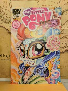 MLP Fiendship is Magic Issue #1 by CatusDruidicus