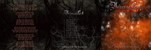 AMULET CD COVER by palax