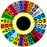 Tiger's Wheel of Fortune JR Point Doubler by germanname