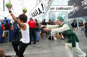 MY CABBAGES by Samie661