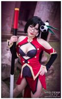 Litchi Faye Ling : The wheel of Fate by Lumis-Mirage