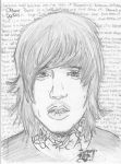 Oliver Sykes by Fell by Fell1208