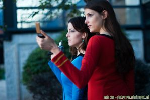 A Universe Full of Possibility - Star Trek by paper-stars