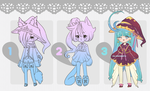 .:OPEN:. DTA Special + Auction Babs! by ValyrianAdopts