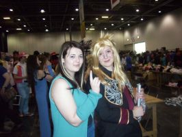 Anime Expo - Rinoa n Quistis 1 by BabemRoze