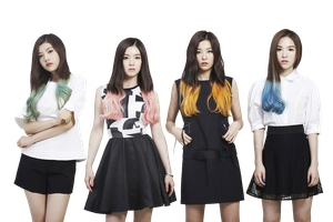 Red Velvet [png] #2 by KseniaKang