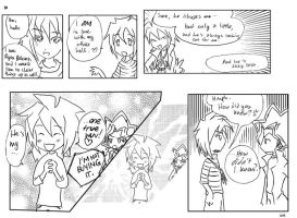 YGO - Ryou Clears Things Up by kelvarin