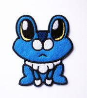 Pokedoll Style Froakie Patch by TheHarley