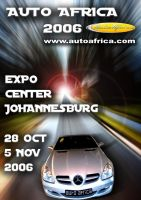 Auto Africa - 2006 - by SouthernDesigner