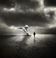 Silent Angel by GeorgeChristakis