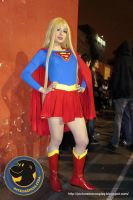 Supergirl powerful by DarkTifaStrife