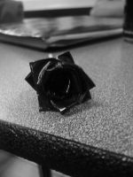 Duct Tape Rose by XXduckXmasterXX