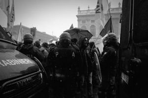 No Tav  manifestation in Turin, 28-01-12 by plumcake-mery