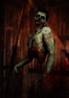 A Corpse On a Hook by ShockStudios