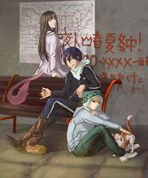 Noragami by Moon-illusion
