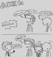 Soul-less Cas Meta 2 by musicalirony