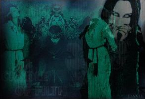 Dani Filth -- Cradle of Filth by xdyingxflamezx