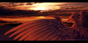 Wings of Fire by TheBlack-Arrow