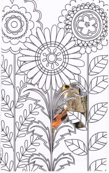 Contemporary Colouring Book 1 by p-ars