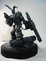 Raybeez Maquette by ARMORMAN
