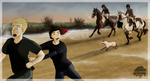 The Final Chase by oakhollowd