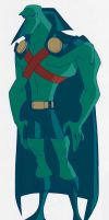 Martian Manhunter by phil-cho