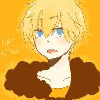 South Park - Kenny McCormick by yenchu