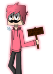 PinkSheep by SniperGuy153