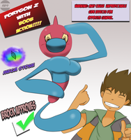 The Mega Stone Error #1 by RB9
